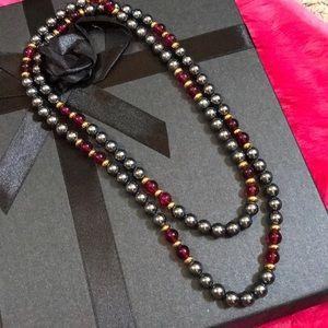 "Jewelry - 36"" Single Beaded Necklace"
